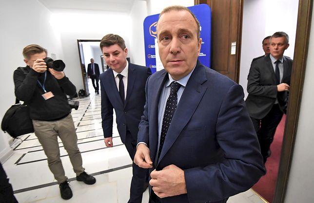 Grzegorz Schetyna: Kaczyński przegrał osiem razy. Ja jestem po to, by wygrywać