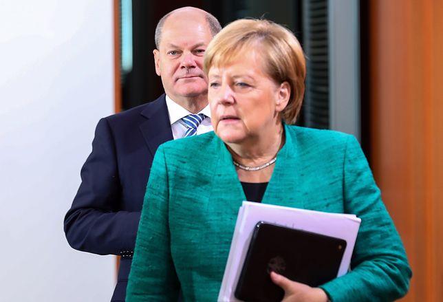 Sondaż: Świat ma większe zaufanie do Angeli Merkel niż Donalda Trumpa