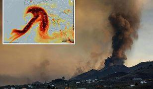 Toksyczny pył z wulkanu. Dotrze do Polski? Ekspert dla WP: dwa czynniki