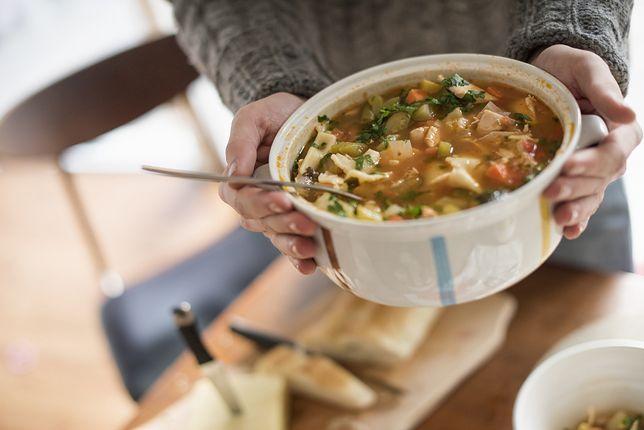 Zupę można zagęścić nie tylko śmietaną