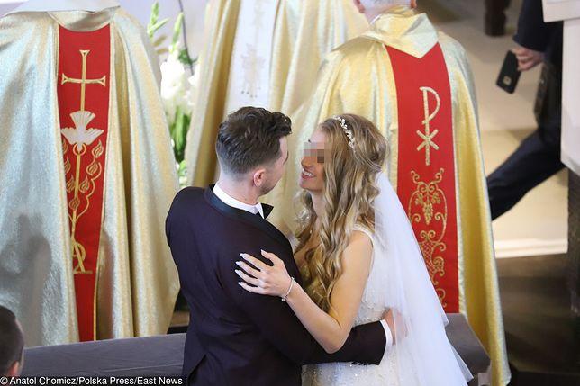 W październiku wzięli ślub, w grudniu doszło do głośnego rozstania