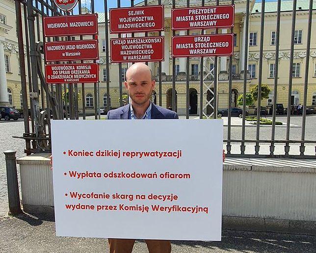 Rafał Trzaskowski oskarżony o dezercję przez Jana Śpiewaka