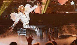 Lady Gaga w styczniu 2018 podczas występu w Nowym Jorku