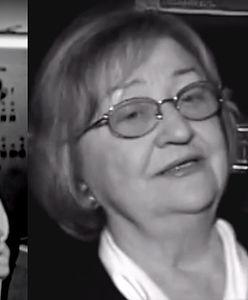 Legenda TVP zmarła w Wigilię. Miała 87 lat