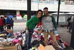 Conrado Moreno pojechał pomóc uchodźcom i wywołał lawinę krytyki