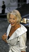 Helen Mirren nie będzie działaczką koła kobiet