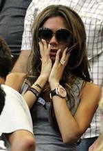 Victoria Beckham ostrzega Paris Hilton