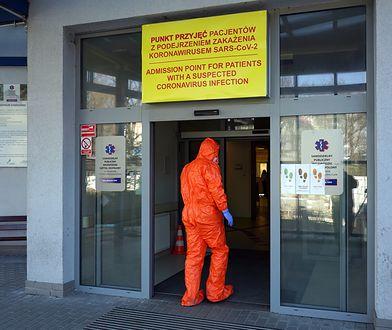 Koronawirus w Polsce. Kolejne przypadki zakażeń w szpitalach