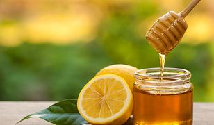 Kuracja miodem i cytryną - warto sprawdzić!
