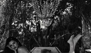 Kendall Jenner w magicznym ogrodzie La Perla