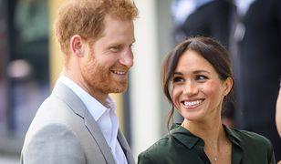 Meghan i Harry podbijają serca Brytyjczyków