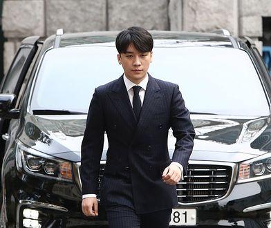 Seungri pojawił się na przesłuchaniu i złożył przeprosiny