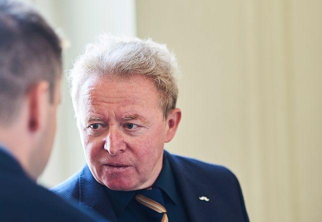 Bruksela. Janusz Wojciechowski (kandydat na komisarza ds. rolnictwa)