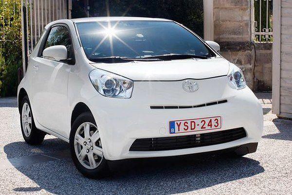 Miejsce 5 - Toyota IQ