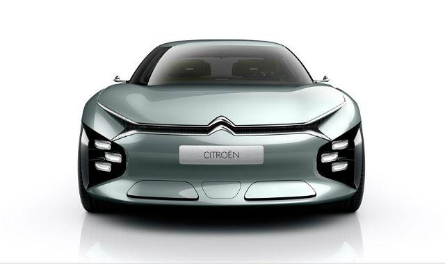Citroen CXPERIENCE Concept - powrót do awangardy