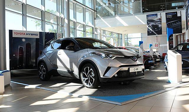 Poznaliśmy cennik Toyoty C-HR