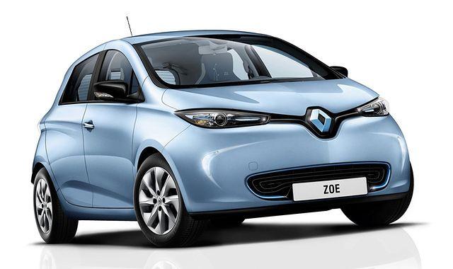 Renault ZOE: rekord świata pobity