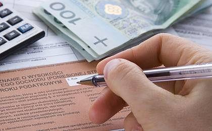 Deklarację za 2014 r. wstępnie wypełni administracja podatkowa