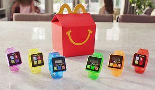 Zestaw Happy Meal w McDonald''s z opaską fitness