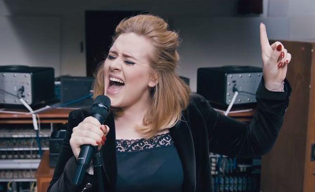 """Producent Davida Bowiego: """"Głos Adele może być manipulowany"""""""