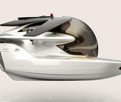 Zabawka dla bogaczy od Astona Martina. Tym razem nie samochód, a ekskluzywna łódź podwodna