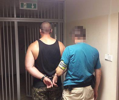 Warszawa. Mężczyzna, który napadł na taksówkarza na Targówku, trafił na dwa miesiące do aresztu