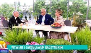 Michał Olszański komentuje wywiad z Jarosławem Kaczyńskim