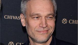 Michał Żebrowski pochwalił się zbiorem grzybów