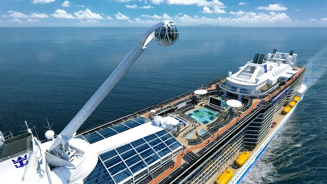 Statek Ovation of the Seas, Royal Caribbean