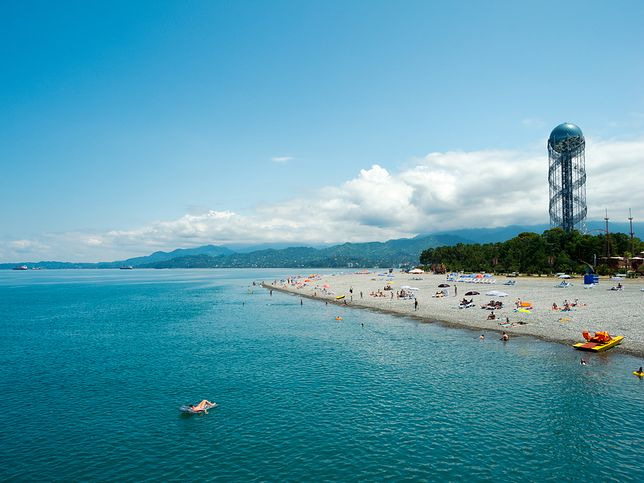 Największe atrakcje Gruzji - Batumi