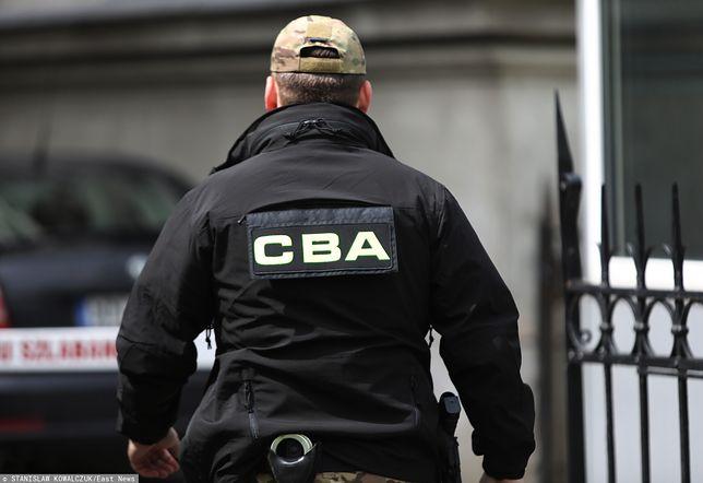 Zdjęcie ilustracyjne. Agenci CBA robią przeszukania w całej Polsce