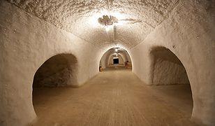 Powierzchnia tuneli jest większa od Białego Domu
