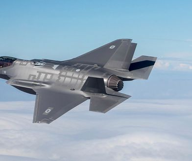 Izraelczycy stosują F-35 w boju jako pierwsi
