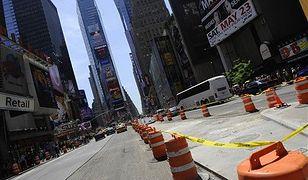 """Nadchodzi """"era bez samochodu"""" na Broadwayu"""
