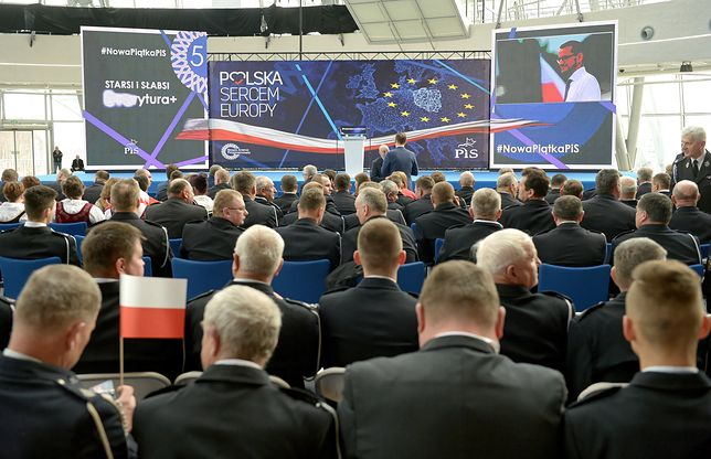 Konwencja regionalna PiS w Jasionce