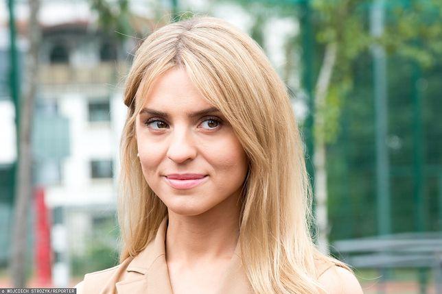 Kasia Tusk promuje swoją najnowszą kolekcję