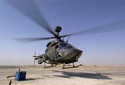 Dwaj żołnierze USA zginęli w wypadku śmigłowca w Iraku