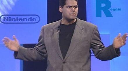 Nintendo daje czadu, czyli Reggie o konkurencji