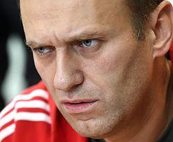 Aleksiej Nawalny odmawiał jedzenia od 31 marca. Kolejny etap trwa 24 dni