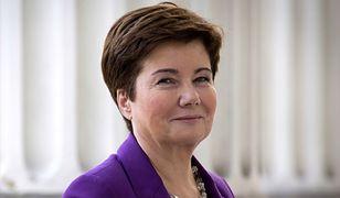 Hanna Gronkiewicz-Waltz za niestawiennictwo na obradach komisji została łącznie ukarana na 40 tys. zł.
