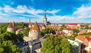 Tallinn, historyczna stolica Estonii