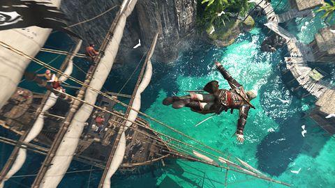 Kalejdoskop: Pierwsze oceny Assassin's Creed 4: Black Flag