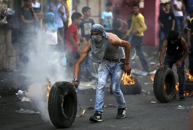 MSZ Niemiec ostrzega przed kolejną intifadą