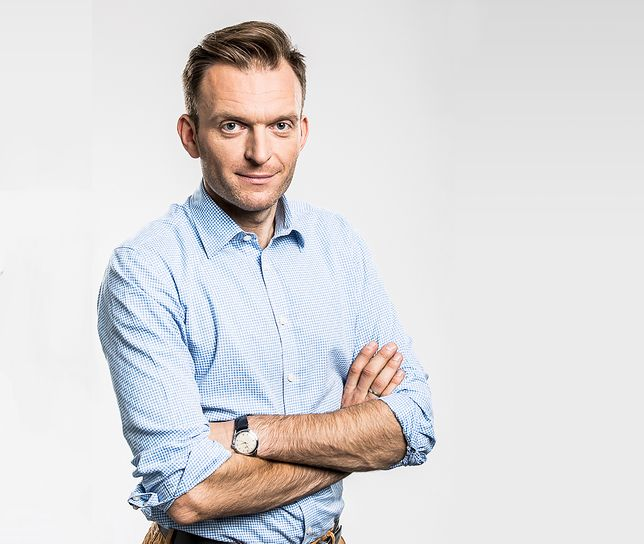 Tomasz Machała Redaktor Naczelny Wirtualnej Polski