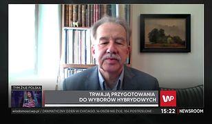 Wybory prezydenckie 2020. Wojciech Hermeliński: nie bardzo mam zaufanie do Poczty Polskiej