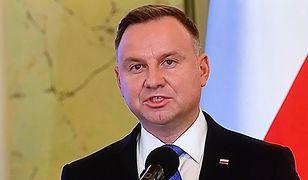Andrzej Duda chce publikacji wyroku TK w sprawie aborcji