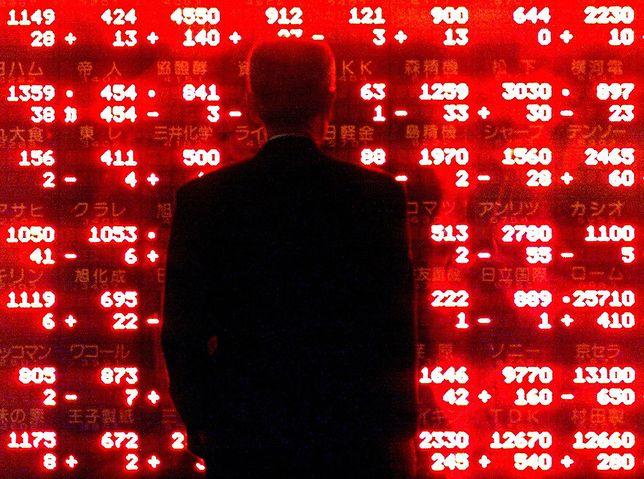 Czarny piątek na bitcoinie. Stracił 2 tys. dol. w siedem godzin