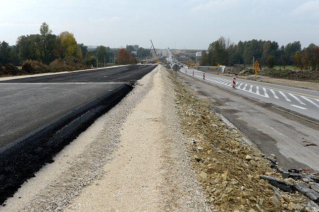 Nowy odcinek trasy S7 pod Skarżyskiem-Kamienną. Drogą pojedziemy w 2020 r.