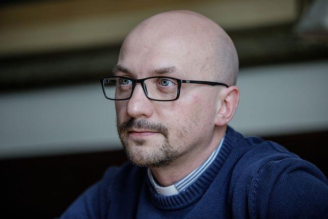 """Jezuita o. Grzegorz Kramer odpowiedział o. Rydzykowi na pytanie o to, kto oglądał """"Kler"""""""