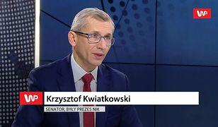 Małgorzata Gosiewska o Stanisławie Piotrowiczu. Riposta Krzysztofa Kwiatkowskiego